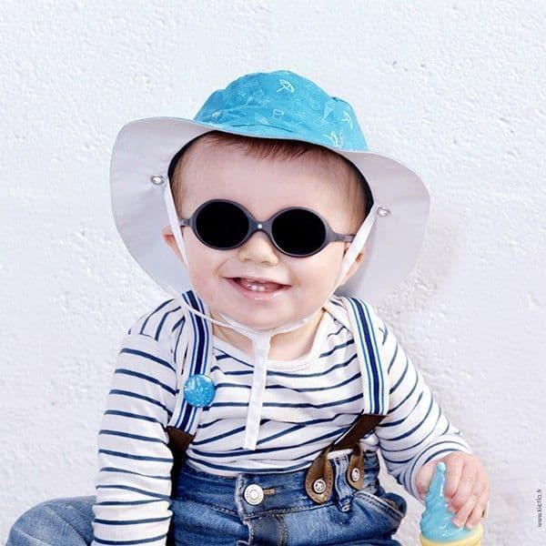 ac46251526 ... Γυαλιά Ηλίου Diabola KiETLA 0-18 μηνών μπλε ρουαγιάλ (blue royal) στο  Bebe ...