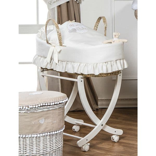 f2c2decb037 Καλαθούνα Picci σχέδιο Cheesecake white/sand - Καλαθούνες μωρού στο ...
