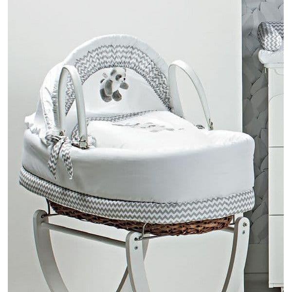 984ae43d755 Καλαθούνα Picci Bobo grey - Καλαθούνες μωρού στο Bebe Maison