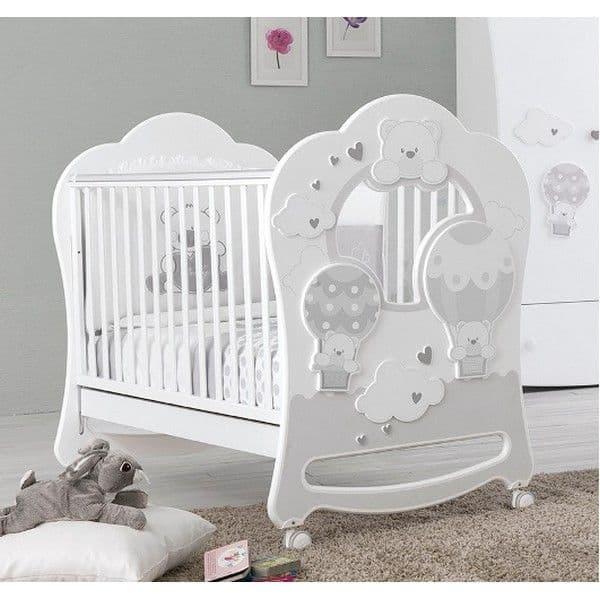 a9dda464d79 Βρεφικό κρεβάτι Pali Bonnie Oblo - Βρεφικά κρεβάτια στο Bebe Maison