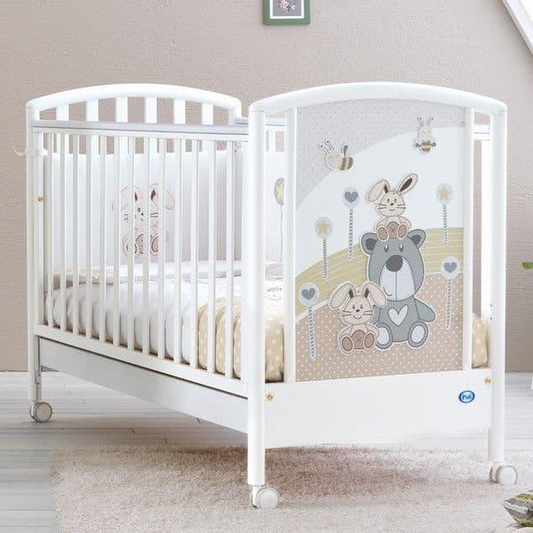 fabedf5f3f6 Βρεφικό κρεβάτι Pali Joy - Βρεφικά κρεβάτια στο Bebe Maison