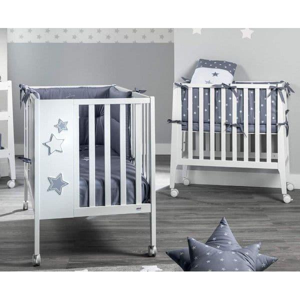 651e3d33406 Βρεφικό κρεβάτι και λίκνο Picci σχέδιο Stella Converse bianco στο Bebe  Maison ...