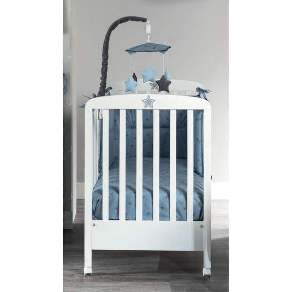 f48274cf921 Βρεφικό κρεβάτι Picci σχέδιο Stella bianco - Βρεφικά κρεβάτια στο ...