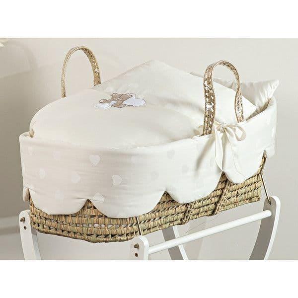 a5834e30856 Καλαθούνα Picci σχέδιο Amelie panna - Καλαθούνες μωρού στο Bebe Maison