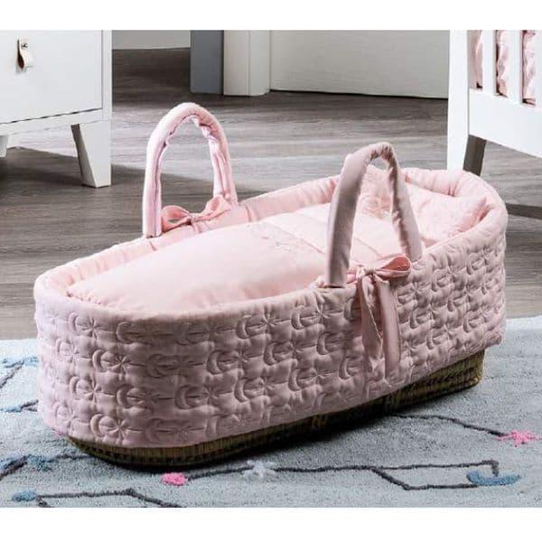 ed65c15d339 Καλαθούνα Picci από την συλλεκτική σειρά Dili Best σχέδιο Astrid pink στο Bebe  Maison