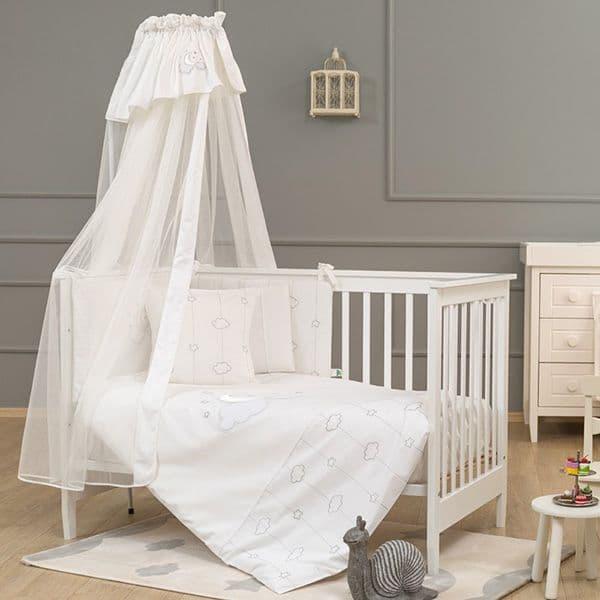 117b4957756 Κουνουπιέρα Funna Baby σχέδιο Luna Chic - Προίκα μωρού στο Bebe Maison