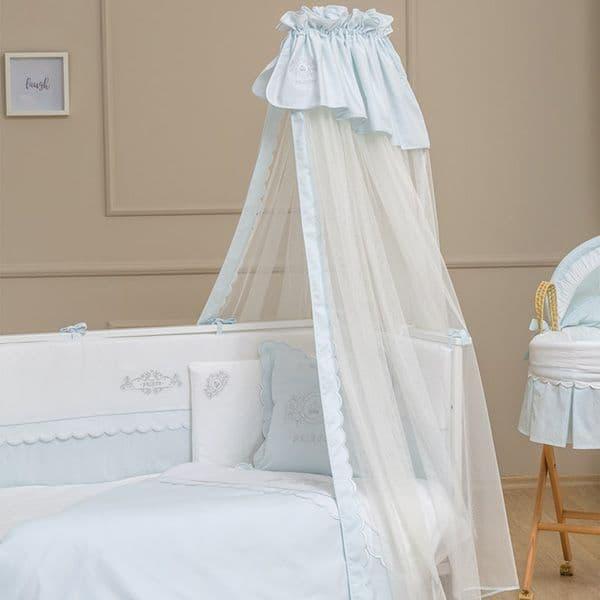 c553fadd306 Κουνουπιέρα Funna Baby σχέδιο Prince - Προίκα μωρού στο Bebe Maison