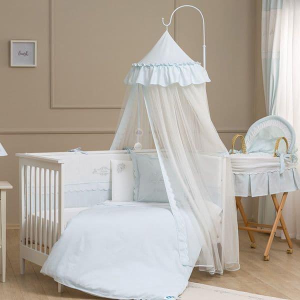 ea4fc994ae0 Κουνουπιέρα με θόλο Funna Baby σχέδιο Prince - Προίκα μωρού στο Bebe ...