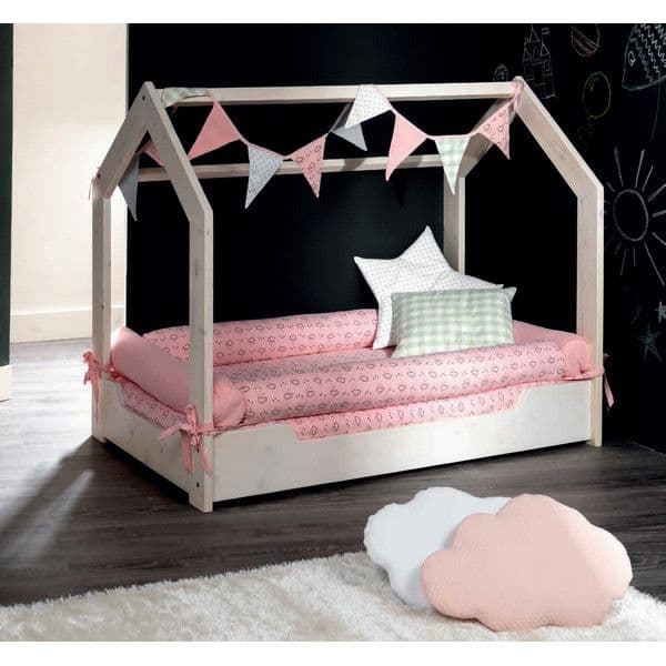 60d8d46c8a3 Παιδικό κρεβάτι Picci Liberty Pink