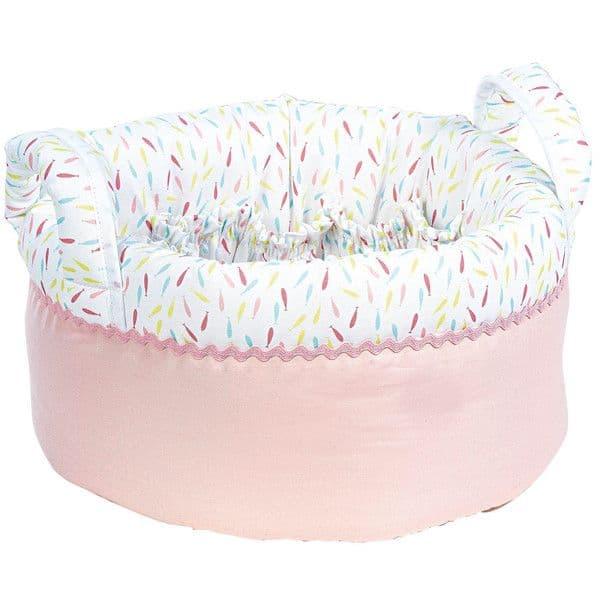 c77913cd607 Καλάθι καλλυντικών Picci σχέδιο Marlin Pink - Λευκά είδη μωρού στο ...