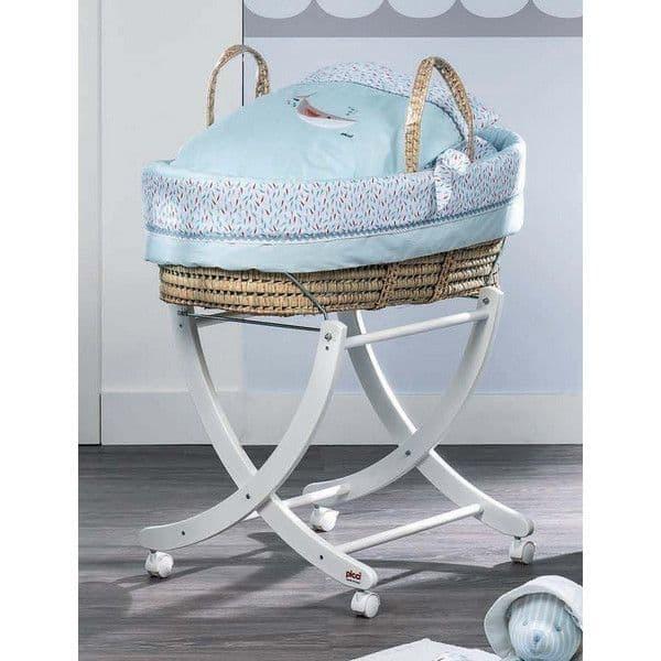 8c9fcd849bb Καλαθούνα Picci σχέδιο Marlin Blue - Καλαθούνες μωρού στο Bebe Maison