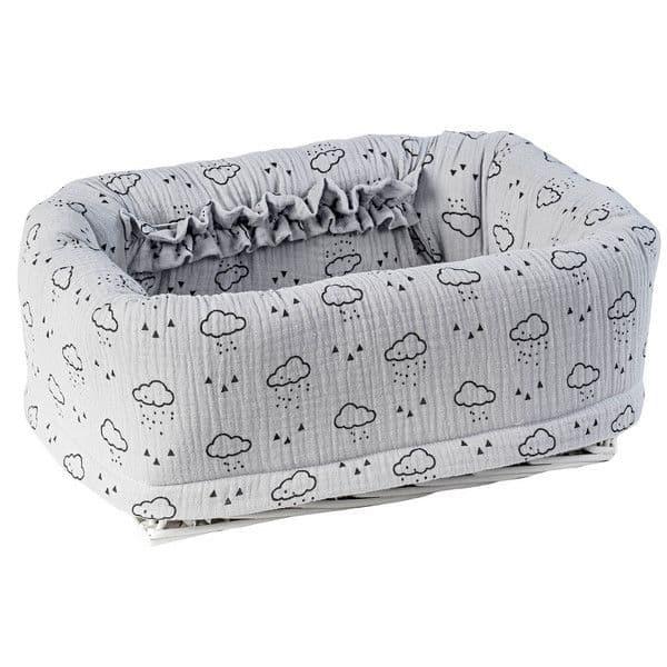 0169c4db889 Καλάθι καλλυντικών Picci σχέδιο Space Grey - Λευκά είδη μωρού στο ...