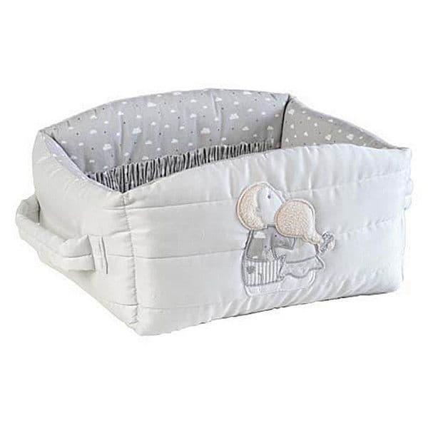 275d404662e Καλαθάκι καλλυντικών Picci σχέδιο Lollipop Grey - Λευκά είδη μωρού ...