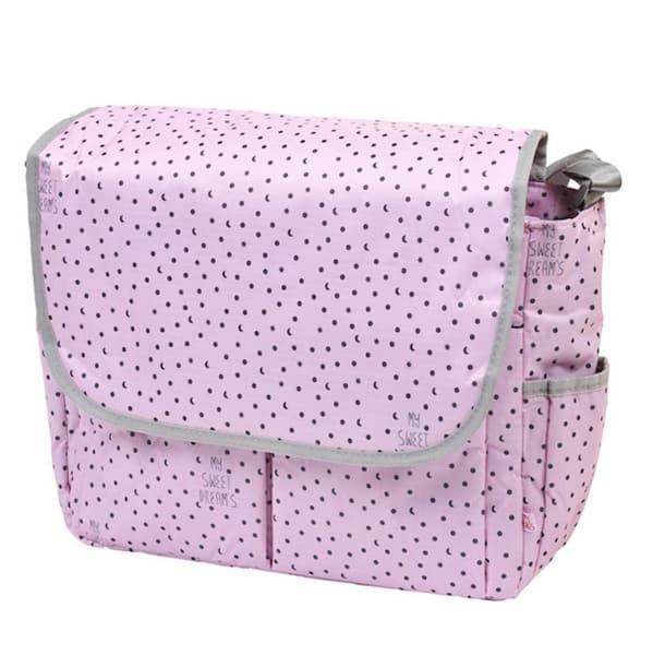 ac90775bf2 My Bags Τσάντα Αλλαξιέρα My Sweet Dream s Pink - Τσάντες αλλαξιέρες ...