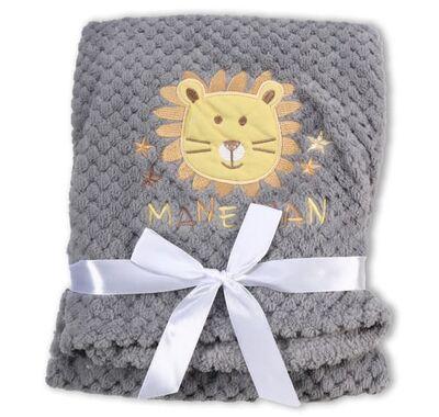 Κουβέρτα fleece αγκαλιάς Cangaroo στο Bebe Maison