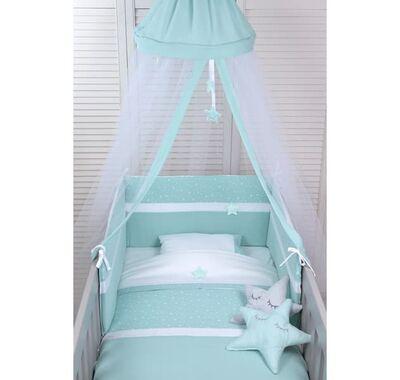 Σετ σεντόνια καλαθούνας-λίκνο Baby Oliver 3τμχ σχέδιο 373 στο Bebe Maison