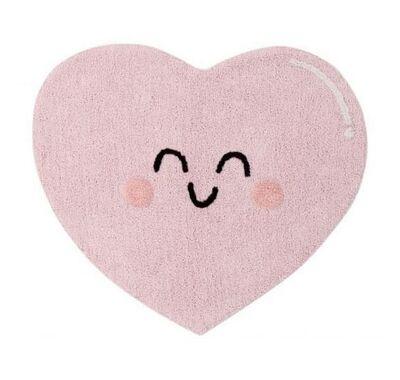 Παιδικό χαλί Lorena Canals Happy Heart 105x90 στο Bebe Maison