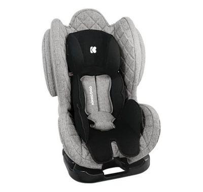 Παιδικό κάθισμα αυτοκινήτου Kikka Boo Bon Voyage 2020 γκρι 0-25kg στο Bebe Maison