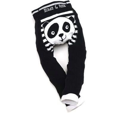 Παιδικό κολάν Blade & Rose WWF Panda μαύρο-άσπρο στο Bebe Maison