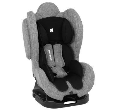 Παιδικό κάθισμα αυτοκινήτου Kikka Boo Bon Voyage 2020 σκούρο γκρι 0-25kg στο Bebe Maison