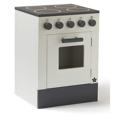 Ξύλινος φούρνος Kids Concept Bistrot λευκό στο Bebe Maison
