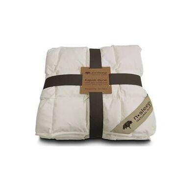 Πάπλωμα καπόκ Junior Nsleep 1,00 x 1,40 στο Bebe Maison