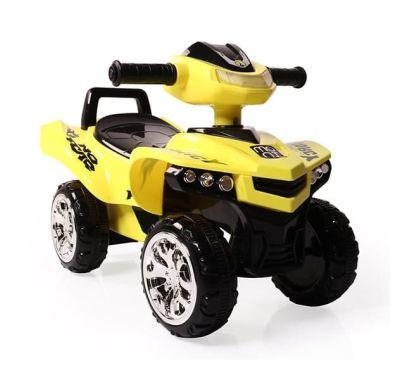 Περπατούρα γουρούνα Cangaroo Ride On ATV 551 yellow στο Bebe Maison