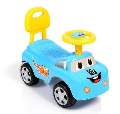 Περπατούρα αυτοκινητάκι Cangaroo Keep riding blue στο Bebe Maison
