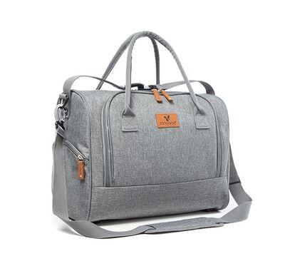Τσάντα αλλαξιέρα Cangaroo Jossie grey στο Bebe Maison