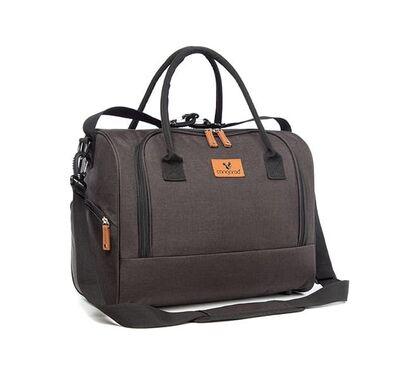 Τσάντα αλλαξιέρα Cangaroo Jossie black στο Bebe Maison