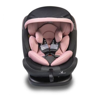 Κάθισμα αυτοκινήτου Cangaroo Pilot Pink Isofix στο Bebe Maison