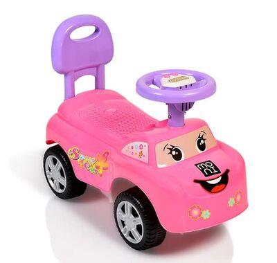 Περπατούρα αυτοκινητάκι Cangaroo Keep riding pink στο Bebe Maison