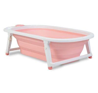 Αναδιπλούμενη μπανιέρα Cangaroo Carribean pink στο Bebe Maison