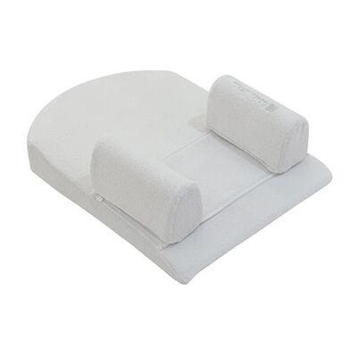 Μαξιλάρι Παλινδρόμησης & Υπνοσφηνάκι από memory foam Kikka Boo Grey Velvet στο Bebe Maison
