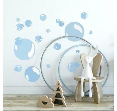 Αυτοκόλλητα τοίχου RoomMates Φυσαλίδες στο Bebe Maison