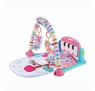 Γυμναστήριο Kikka Boo Playmat Piano pink στο Bebe Maison