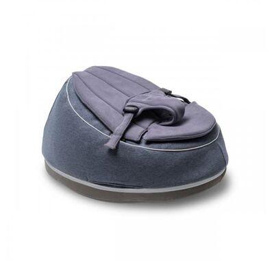 Ρηλάξ πουφ Doomoo Seat & Swing Blue στο Bebe Maison