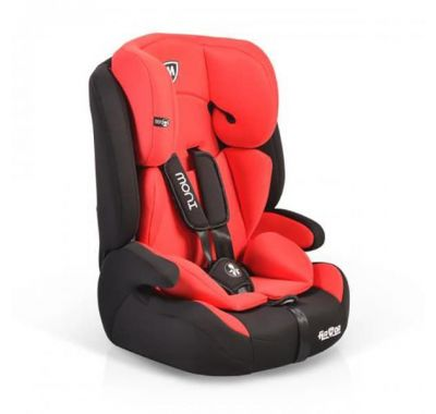 Παιδικό κάθισμα αυτοκινήτου Cangaroo Armor 9-36kg red στο Bebe Maison
