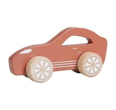 Ξύλινο αυτοκινητάκι σπορ Little Dutch κόκκινο στο Bebe Maison