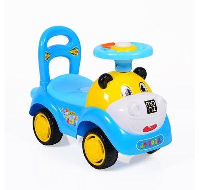 Περπατούρα αυτοκινητάκι Cangaroo Super car μπλε στο Bebe Maison