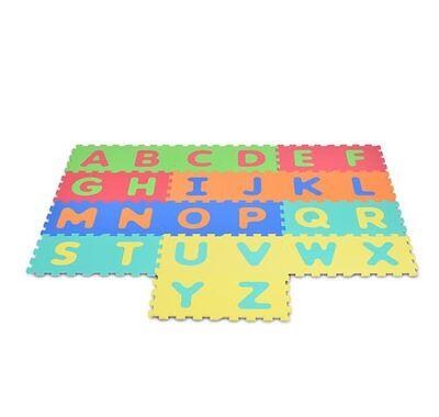 Χαλάκι Παζλ δαπέδου Cangaroo Alphabet 26τμχ στο Bebe Maison