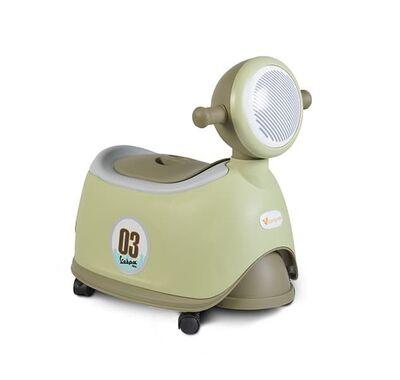 Γιογιό τουαλέτα Cangaroo Mini Vespa 2 σε 1 green στο Bebe Maison