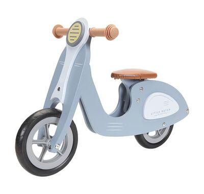 Ποδήλατο ισορροπίας σκούτερ Little Dutch Blue στο Bebe Maison