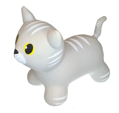 Φουσκωτό ζωάκι Gerardo's Γάτα γκρι στο Bebe Maison