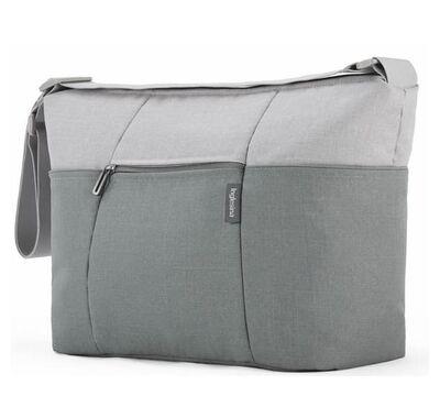 Τσάντα αλλαξιέρα Inglesina Day Bag Cayman Silver στο Bebe Maison