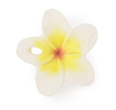 Μασητικό Chewy από φυσικό καουκτσούκ Olie & Carol Hawai the Flower στο Bebe Maison