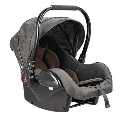 Κάθισμα αυτοκινήτου Bebe Stars Baby Plus Graphite 007-189 στο Bebe Maison