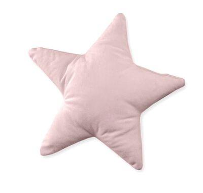 Διακοσμητικό μαξιλάρι Baby Oliver Αστέρι βελουτέ ροζ σχέδιο 121 στο Bebe Maison