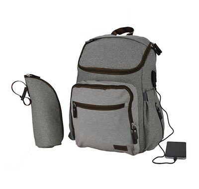Τσάντα αλλαξιέρα Bebe Stars με USB pure στο Bebe Maison