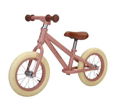Μεταλλικό ποδήλατο ισορροπίας Little Dutch ροζ στο Bebe Maison